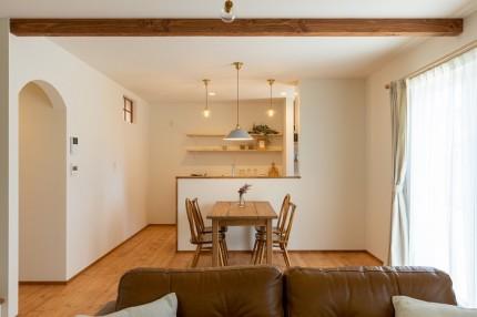 |ママン上越|ナチュラル|mamanの家|可愛いおうち|上越市|糸魚川市|妙高市|デザイン住宅|ビンテージ|かわいいお家|エイジング|デザインコンクリート|おしゃれな家|塗り壁|