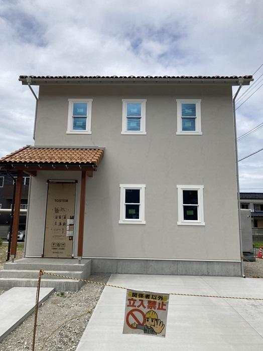 Maman|ママンの家|オープンハウス|糸魚川市|ナチュラル|かわいい家|ママン上越|カネタ建設|住宅完成見学会