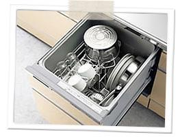 Mamanの家の仕様イメージ 食洗機
